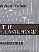 Neupert, The clavichord